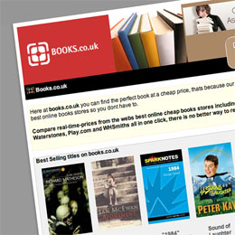 books.co.uk screen shot