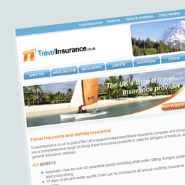 travelinsurance.co.uk screen shot